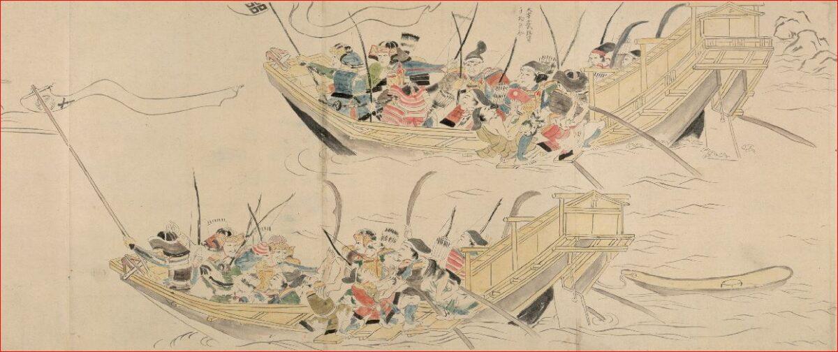 歴史逍遥『しばやんの日々』 – 弘安の役で元軍を襲った台風の後も続い ...